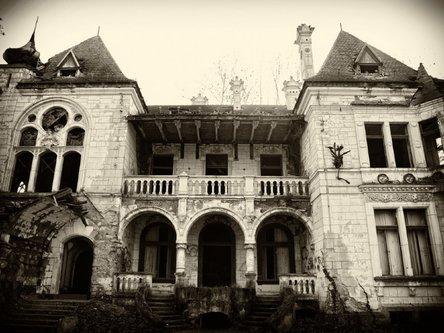 jovos Špicerov dvorac