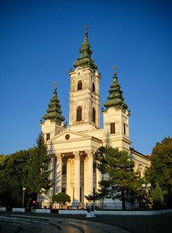 jovos Crkva u Bečeju