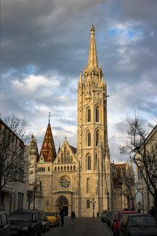 jovos Matthias Church, Budapest