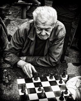 jovos Šah u parku