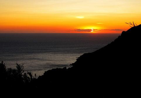 jovos Zalazak Sunca na Krfu