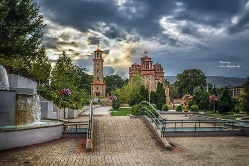 kaplar Crkvata Sveti Kiril i Metodi