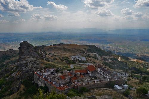 kaplar Cudesniot mir na Manstirot Treskavec - Prilep Makedonija