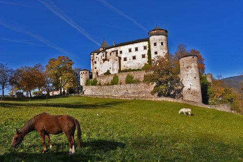 kaplar Prösels Castle