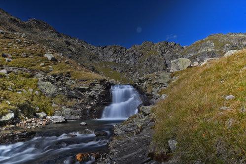 kaplar Водопад НА Laghi Di Sopranes