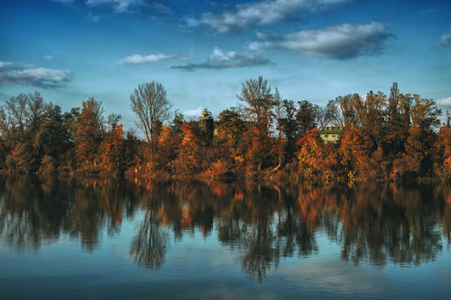kodzo Jesen na rijeci