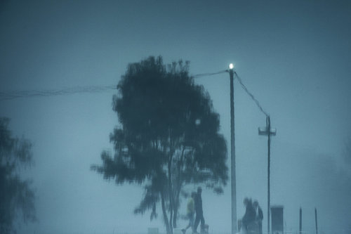 kodzo Refleksija maglovitog jutra