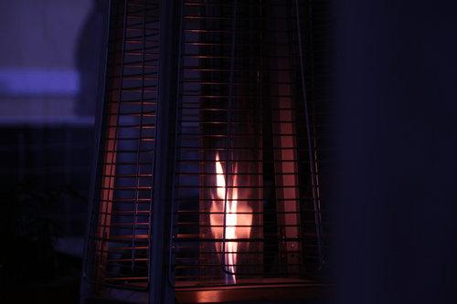kristina The fire