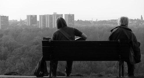 kruklindete bench blues