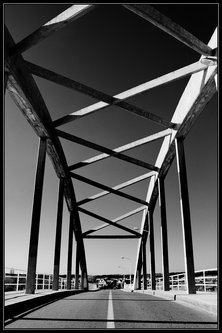 limbonic Over the bridge   BW