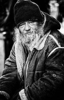 ljikijov Portrait man