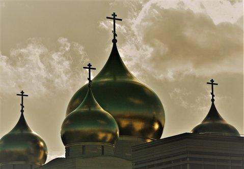 majaview Ruska katedrala,Pariz
