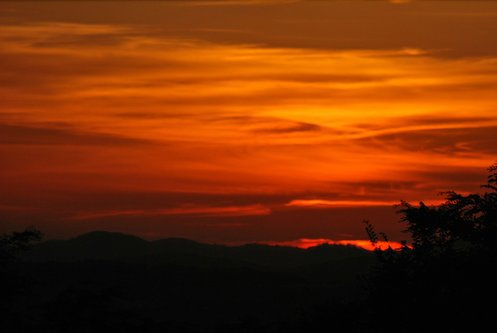 majaview Sunset