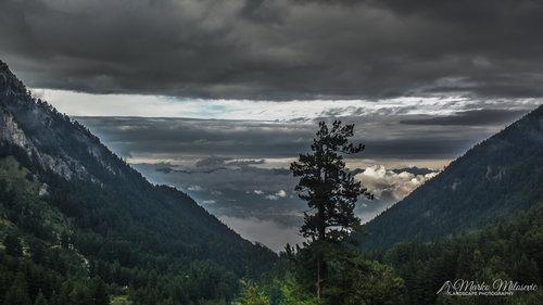 marcomylo Sumrak na planini Bogova