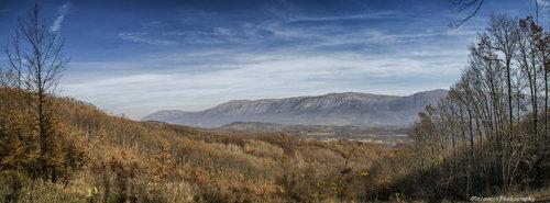 markovl Pogled na Suvu planinu
