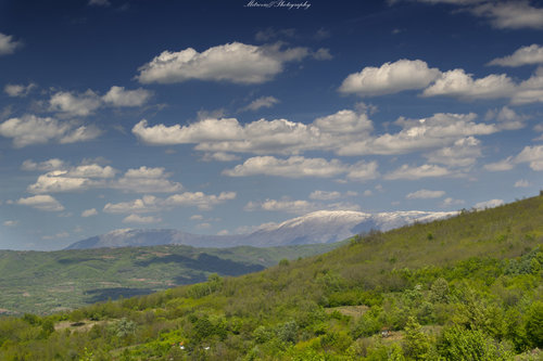 markovl Sneg na Suvoj planini