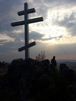 milanovic986 Krst na planini Baba