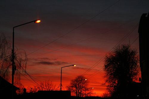 milanovic986 Red sky...