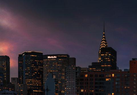 milantomin Manhattan Sunset