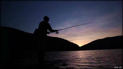 mirke Suton i ribolovac