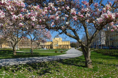 mklun Proljeće u gradu