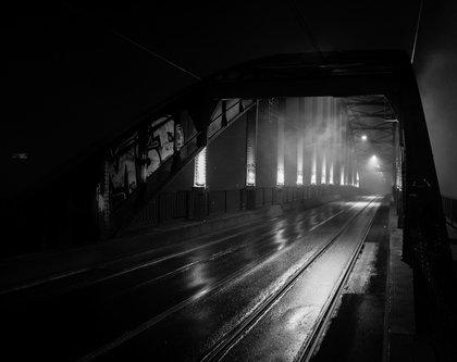 morphography Železnički most, Beograd