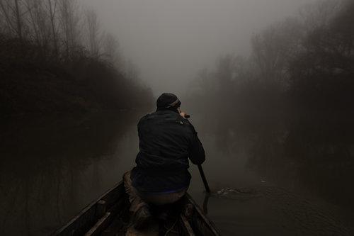 morphography Mistično zimsko jutro na Tisi