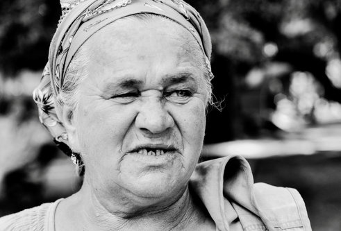 nagual gypsy woman