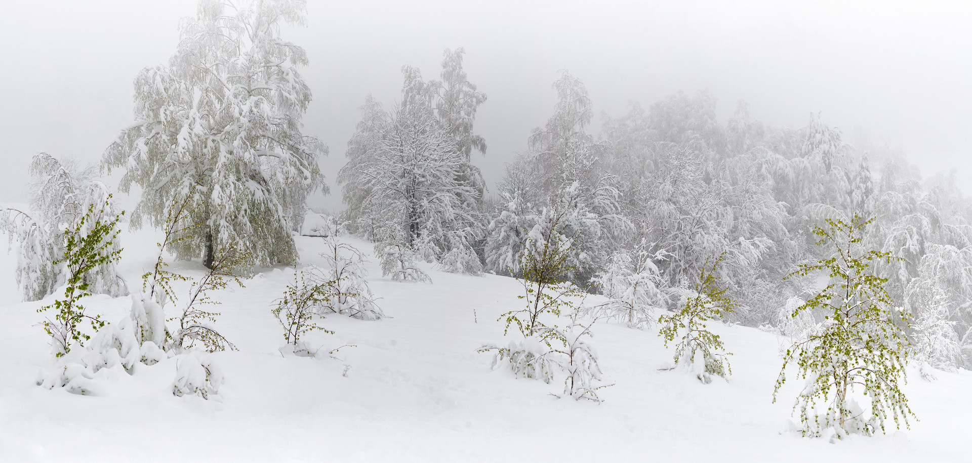 Sneg na Uskrs