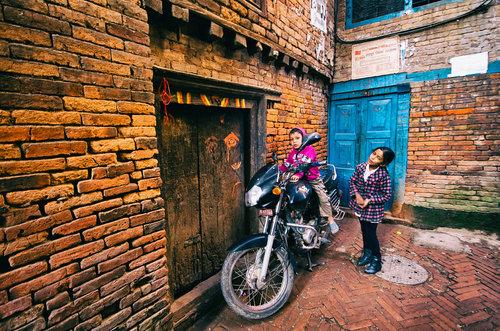 petarlackovic Deca Bhaktapura