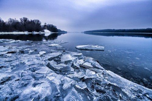 petarlackovic Led na ušću