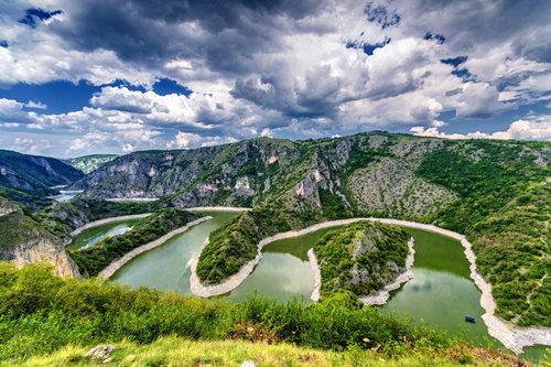 petarlackovic Meandri reke