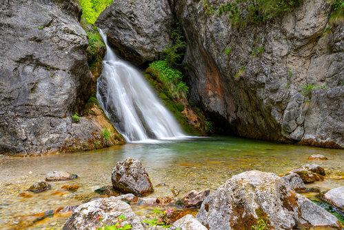 petarlackovic Skriveni vodopad na Olimpu