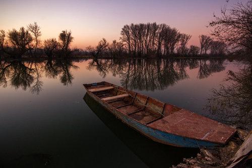 petarlackovic Veče na reci