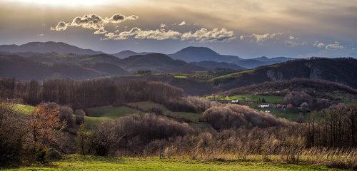 petarlackovic Zalazak sunca na planini