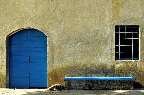 photosenad Blue spot