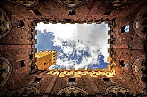 photosenad Torre del Mangia