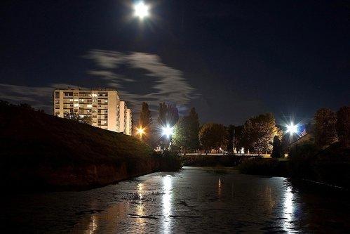 prolaznik Puna bara punog mjeseca