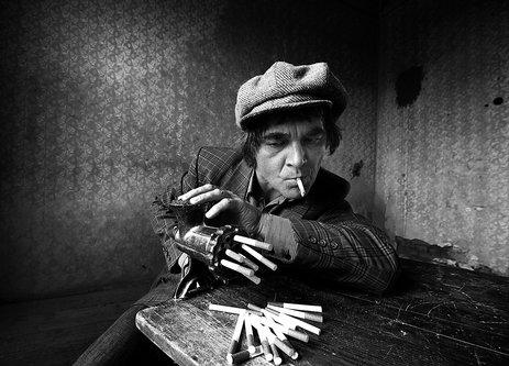 psychodaddy Nicotine Junkie