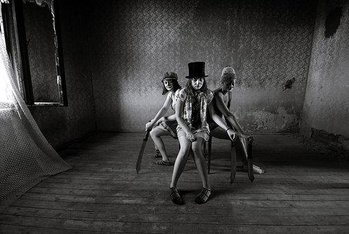 psychodaddy Twisted sisters