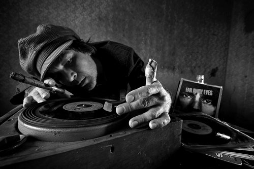 psychodaddy Vintage DJ