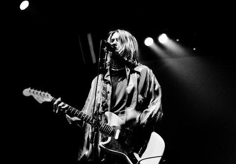 psychodaddy Kurt Cobain