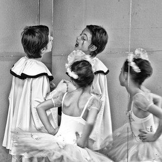 robert Arlekin i balerina