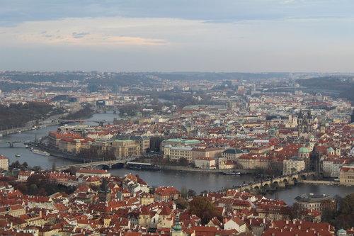 rouz84 Панорама Прага