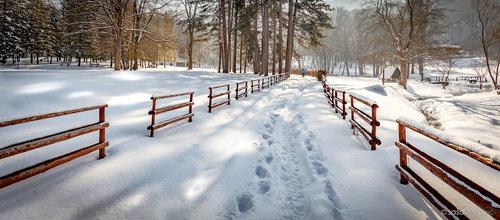 s5rovic Zima na Ozrenu