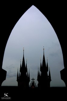 sasaknezic Týnský chrám
