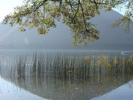 selim Na Plivskom jezeru...