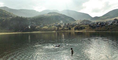 selim Na Prokoškom jezeru...