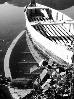selim čamac na čamcu...