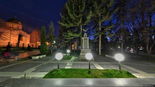 sokobanja Spomenik